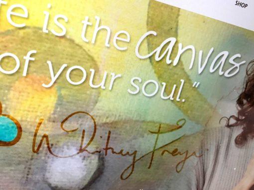 Whitney Freya Website