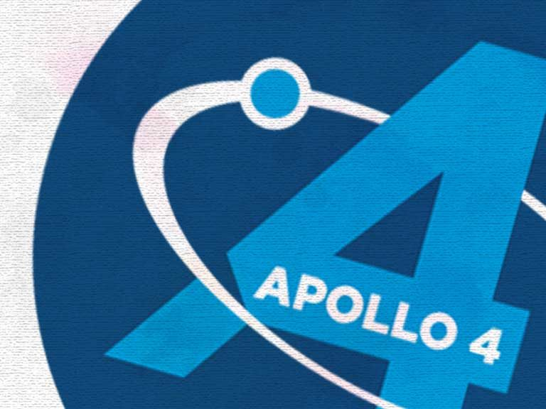 Apollo Four Logo