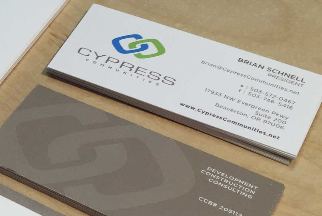 Cypress Communities Business System