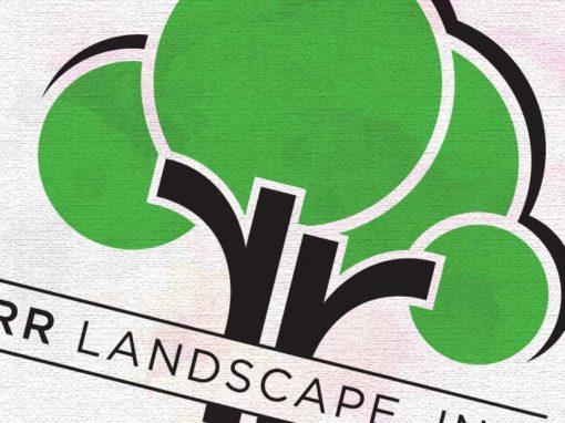 RR Landscape Logo
